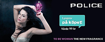Police To Be - lyxprov på köpet!