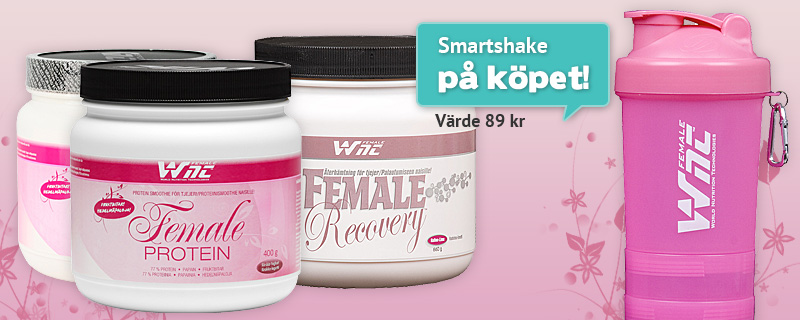 Smartshake p kpet! Vrde 89 kr!