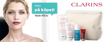 Clarins - Gva p kpet