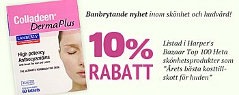 10% rabatt p Colladeen Derma Plus!