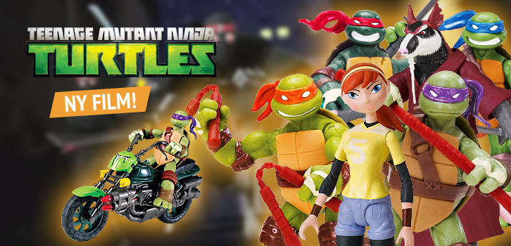 Turtles - Ny film!