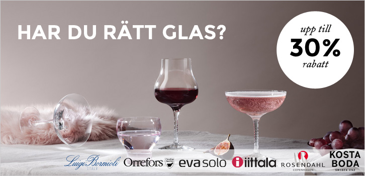Har du rätt glas?