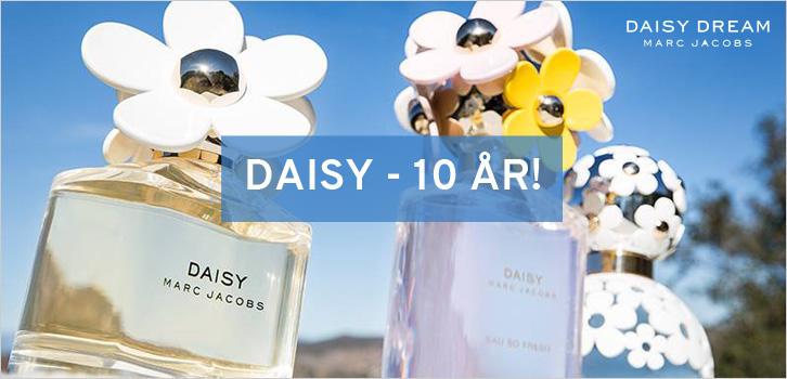 Daisy - 10 år!