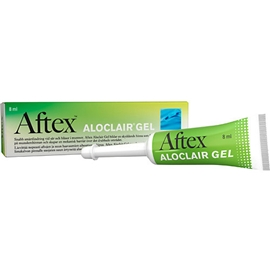 Aftex Aloclair gel 8ml