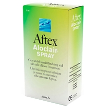 Aftex Aloclair spray