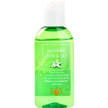 50 ml - DAX Alcogel Pear & Lily