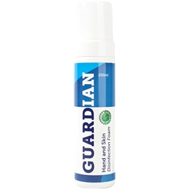 Guardian Hand & Skin disinfection foam