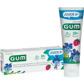 GUM Junior Tandkräm 7-12 år