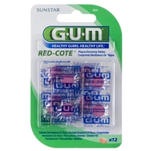 GUM Red Cote Plackkontroll