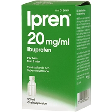 Ipren Oral suspension (Läkemedel)