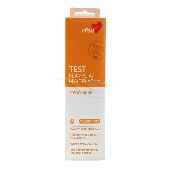 test for klamydia