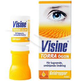 Visine ögondroppar apoteket