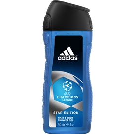 UEFA Champions League - Hair & Body Shower Gel