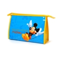 Mickey Plastic Blue Toiletry Bag