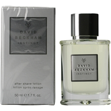 Beckham Instinct - After Shave