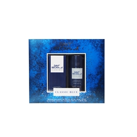 David Beckham Classic Blue - Gift Set