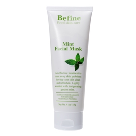 BeFine Mint Facial Mask