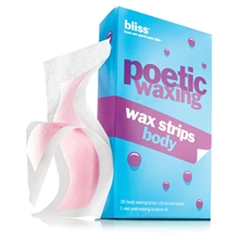 Poetic Waxing - wax strips body