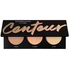 barePRO Contour Face Shaping Powder Trio