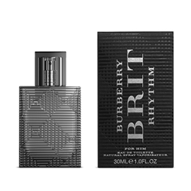 Burberry Brit Rhythm for him - Edt Spray