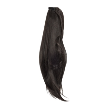 Dark brown - 791909 Hairextensions Ponytail 40cm