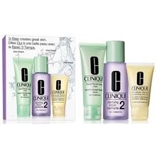 3-Step Skin Care Intro Set, Skin Type 2