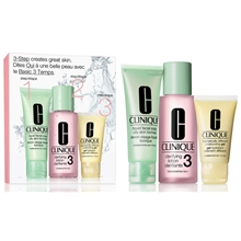 3 Step Skin Care Intro Set, Skin Type 3