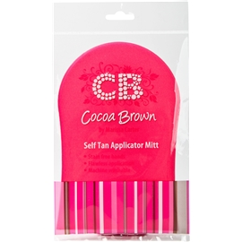 Cocoa Brown Selt Tan Applicator Mitt