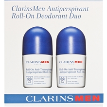 ClarinsMen Antiperspirant Deodorant Roll On Duo