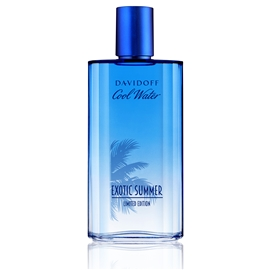 Cool Water Exotic Summer - Eau de toilette