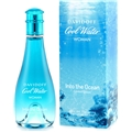 Cool Water Woman Into the Ocean - Edt