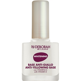 Anti-yellowing Nail Base - White