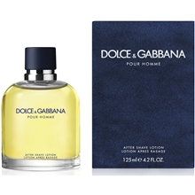 Dolce & Gabbana pour homme - After Shave