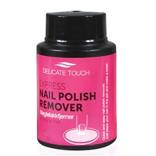 Delicate Touch Express Nailpolish Remover
