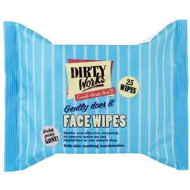 Gently Does It Face Wipes