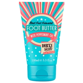 Best Foot Forward Foot Butter