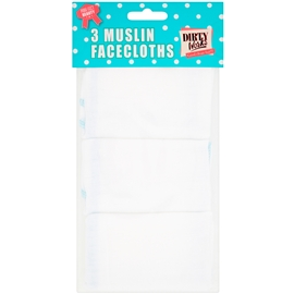 Muslin Facecloths - Set