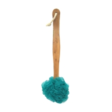 Ecotools Bamboo Pouf Bath Brush