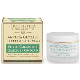 Erboristica Global Antiaging Face Treatment