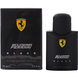 Scuderia Ferrari Black - After Shave Lotion