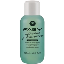 Faby Mild Acetone with Aloe