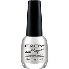 Faby Nail Laquer Frosted