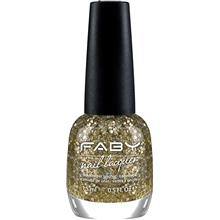Faby Nail Laquer Glitter 15 ml