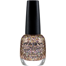 Faby Nail Laquer Glitter