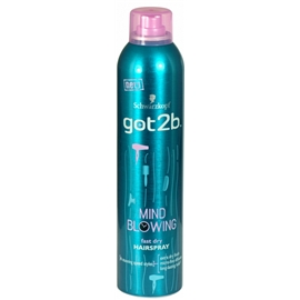 got2b Mind Blowing Hairspray
