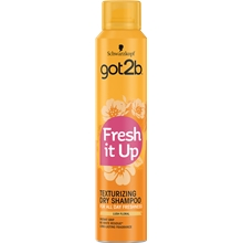 Got2B Fresh It Up Texture Dry Shampoo