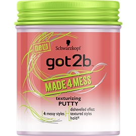 got2b Made 4 Mess Texturizing Putty