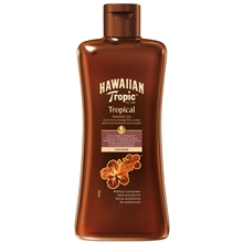 Tropical Tanning Oil Spf 0
