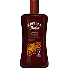 Tropical Tanning Oil Spf 2