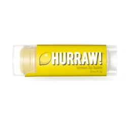 Hurraw Lemon Lip Balm